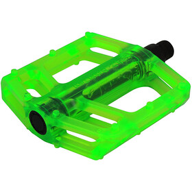 NC-17 CR44 Plastic Pro Pedale green